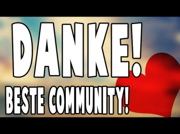 LUKAS, DER RAPPER - LOVESONG an die COMMUNITY :) [Audio] 2Millionen Uploadaufrufe! DANKE