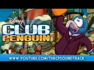 Club Penguin Music OST Soundtrack: Muppets World Tour - Festive India (Igloo Music 2014)